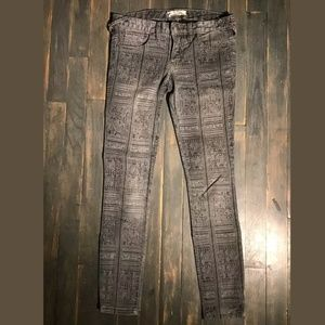 🛍 Free people skinny jeans C84
